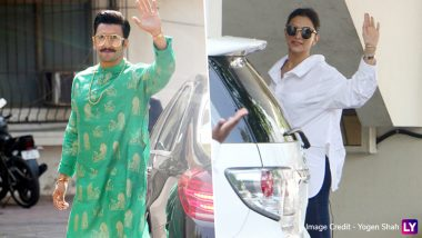 Deepika Padukone Weds Ranveer Singh: Fans DEMAND Inside Pictures of the Big Fat Indian Wedding and So Do We! – Read Tweets