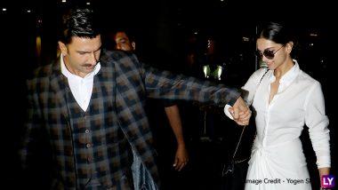 Deepika Padukone-Ranveer Singh Wedding: A Quick Recap of Deepveer's Love-story Right Before Their Italian Shaadi (Video)