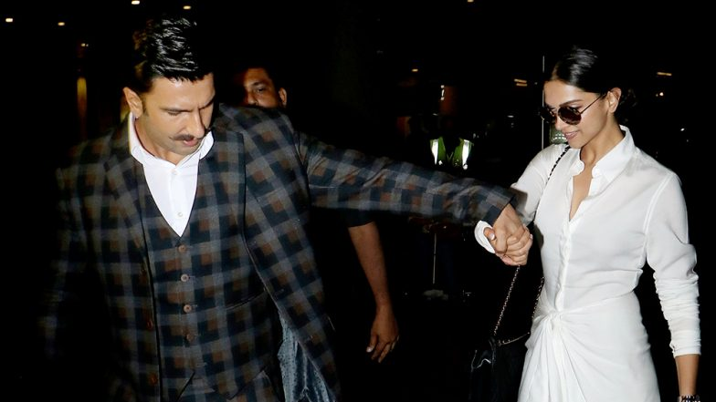 First Pictures of Newlywed Deepika Padukone – Ranveer Singh Wedding Out at 6 PM Today! Fans Can Now Heave a Sigh of Relief