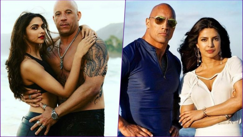 Deepika Padukone vs Priyanka Chopra! Check Hollywood Report Card of XXX: Return of Xander Cage and Baywatch Indian Actresses