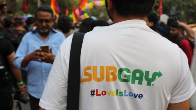 Delhi Queer Pride Parade 2018 in Pics: LGBTQIA+ Community Celebrate Identity, Freedom Post SC 's Section 377 Verdict
