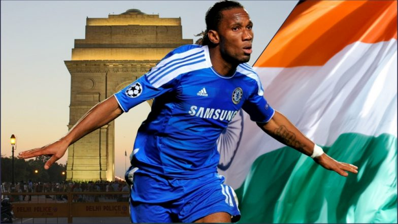 Chelsea Legend Didier Drogba Is Coming to India on November 23