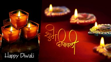 Happy Diwali 2019 GIF Images for WhatsApp: Wish Shubh Deepawali With Animated Stickers; Short & Sweet Greetings Available for Free Download Online