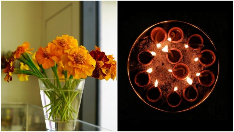 Diwali 2018 Office Decoration Ideas: 5 Unique Themes for Eco-Friendly Deepavali Bay Decorations (See Pictures)