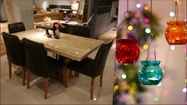 Diwali 2018 Home Decor Ideas: Five Ways to Spruce Up Your Home With Right Festive Decor