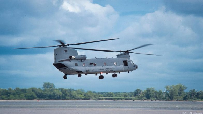 First Batch of Boeing's CH-47F Chinook Helicopters Arrive at Mundra Port, Watch Video