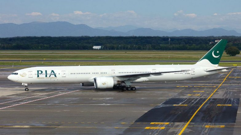 Pakistan Government Approves Rs 1,700 Crore Bailout Package For PIA to Keep 'Cash-Strapped Airlines' Afloat