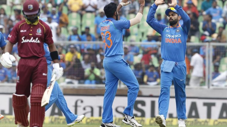 India Bundle Out West Indies for 104 Runs, Here's a Look at Windies' Lowest Total in ODIs