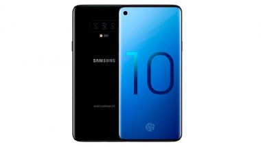 Samsung's Foldable Phone, Galaxy S10 Likely To Debut on February 20 in London Ahead of MWC 2019