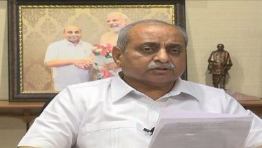 Lok Sabha Elections 2019: Many Congress Leaders Likely to Join BJP Soon, Says Gujarat Deputy CM Nitin Patel