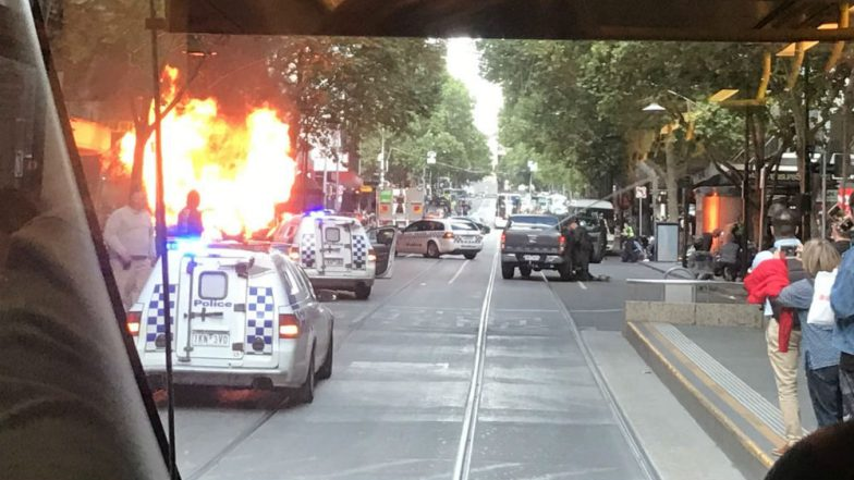 Melbourne: One Dead in 'Multiple Stabbing Incident' in Bourke Street, Suspect Arrested