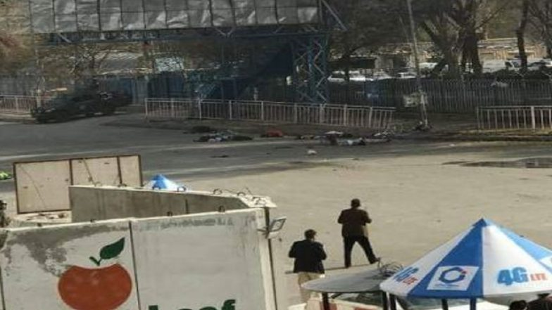 Kabul Suicide Attack: Militants Strike Again, Days After Afghan, Taliban Representatives Held 'Peace Talks' in Moscow