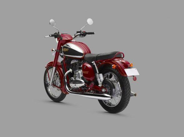 Jawa 300cc motorcycle