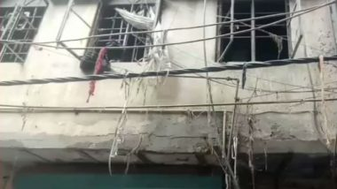 Delhi Fire: Four Dead After Blaze Engulfs Factory in Karol Bagh