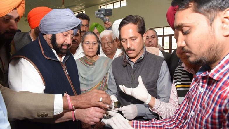 Amritsar Blast: 'Grenades Used in Attack Are Similar to Ones Manufactured by Pakistan', Says Punjab CM Captain Amarinder Singh
