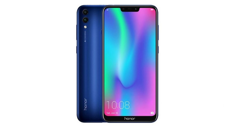 Honor 8C Budget Smartphone With 6.5-inch HD Display & Snapdragon 632 SoC Launched; Priced in India at Rs 11,999