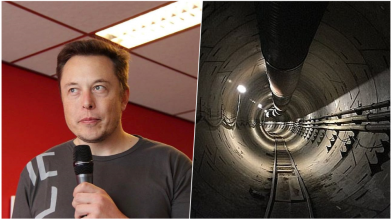 Elon Musk Shares Video of 'Disturbingly Long' Transit Tunnel Built by Boring Company in LA