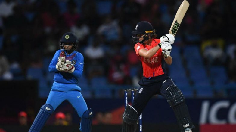 India vs England ICC Women's World T20 2018 Semifinal: Eng Beat Ind by 8 Wickets to Set up Finals Clash With Australia