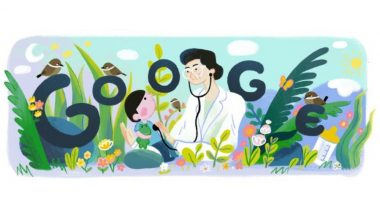 Fe del Mundo's 107th Birth Anniversary Celebrated With A Google Doodle, Know More About The Filipino Paediatrician