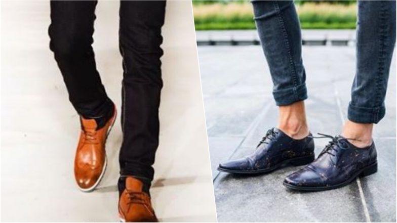 Men's Fashion Tips for 2018 Festive Season! Five Leather Shoe Styles That Always Work