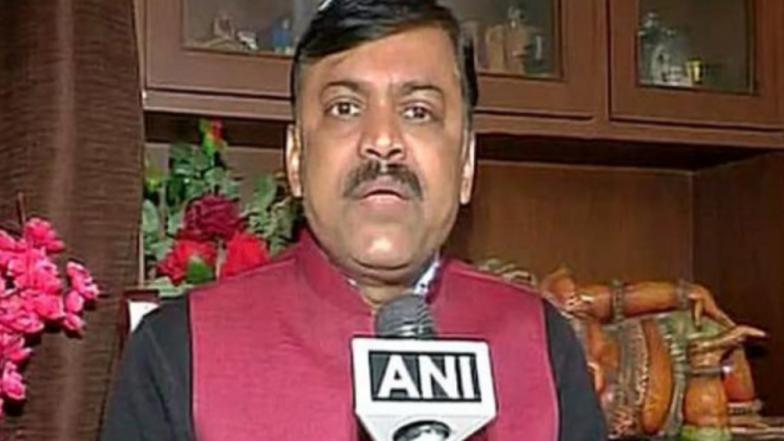 BJP MP Narasimha Rao Targets Andhra Pradesh CM Chandrababu Naidu for Barring CBI