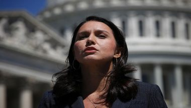 Howdy Modi! Tulsi Gabbard Welcomes PM Narendra Modi to US, Expresses Regret for Not Being Able to Attend the Event (Watch Video)