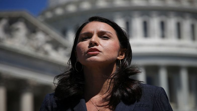 US Congresswoman Tulsi Gabbard to run for president