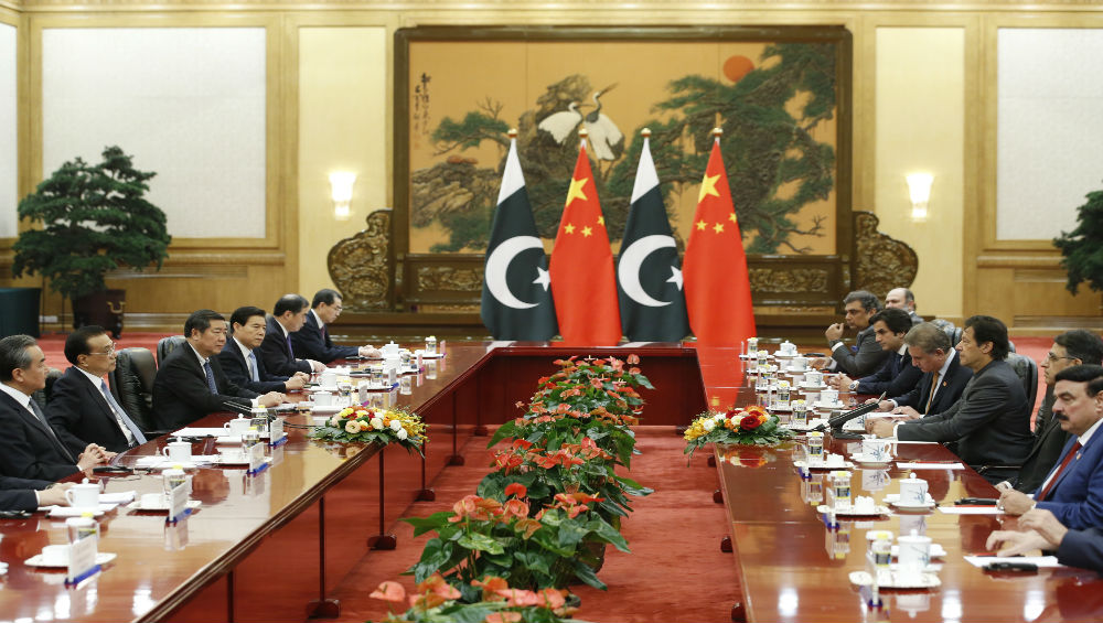 China Seeks Opening of Border With Pakistan to Supply Medical Equipment to Fight COVID-19 Pandemic