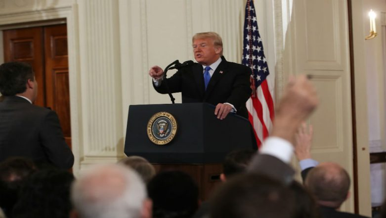 Donald Trump Took Tough Stand Against Pakistan's Unacceptable Support for Terrorism: Mike Pompeo