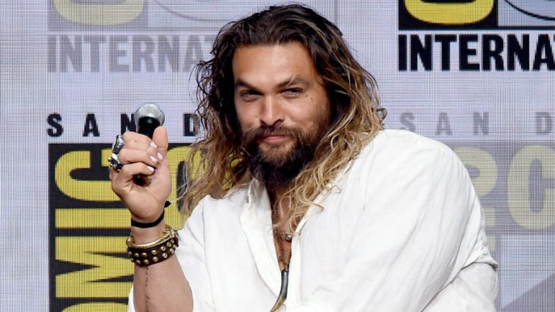 Jason Momoa Body Shamed by Trolls Because Apparently, That's the Kind of World We Live In Now