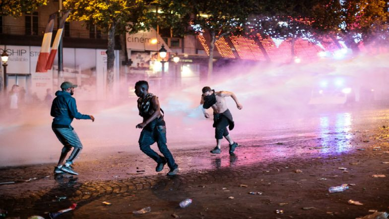 France: More Than 400 Hurt in a Day and Night of 'Yellow Vest' Fuel Price Protests, Says Interior Minister Christophe Castaner