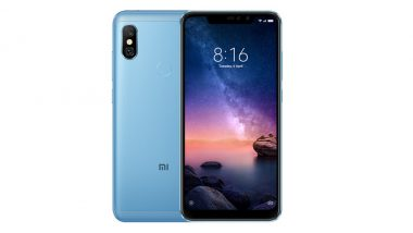 Xiaomi Redmi Note 6 Pro Launching Today in India; Watch LIVE Streaming of Xiaomi's New Smartphone Launch Event