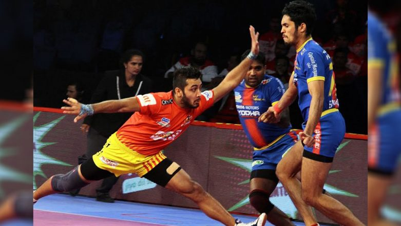 Gujarat Fortunegiants vs Patna Pirates, PKL 2018-19 Match Live Streaming and Telecast Details: When and Where To Watch Pro Kabaddi League Season 6 Match Online on Hotstar and TV?