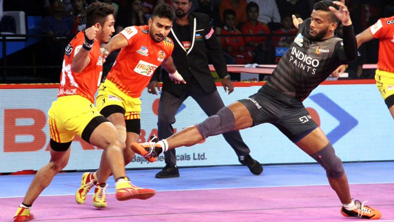 PKL 2018-19 Today's Kabaddi Matches: Schedule, Start Time, Live Streaming, Scores and Team Details of November 22 Encounters