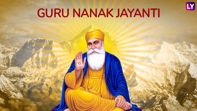 Pakistan Plans Grand Celebrations on Guru Nanak's 550th Birth Anniversary