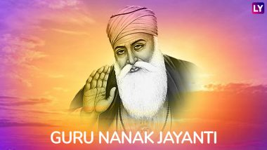 Guru Nanak Dev 550th Birth Anniversary: Shabad Kirtans And Prayers to Offer on Gurpurab