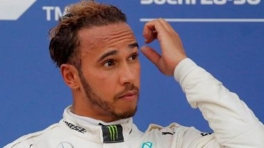 Lewis Hamilton Slams F1 Fraternity For Staying Mum on Death of George Floyd, Charles Leclerc Lando Norris, George Russell Respond