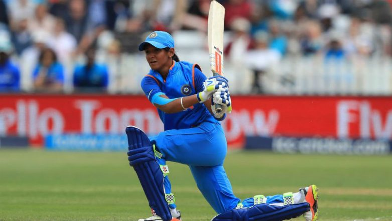 Smriti Mandhana Replaces Injured Harmanpreet Kaur to Lead India Eves in T20Is Against England
