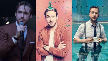 Happy Birthday Ryan Gosling! 10 Pics That Prove The Actor Is A Monday Thirst Material