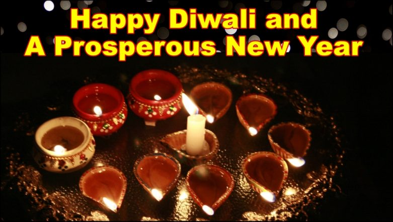 Happy New Year Diwali Wishes 102