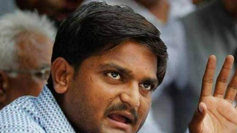 Hardik Patel Likely to Join Congress on March 12, Days Ahead of Lok Sabha Elections 2019