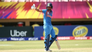Harmanpreet Kaur's Historic Hundred Video Highlights: Indian Skipper's Century Guides India to Victory Against NZ IN ICC Women's World T20 2018