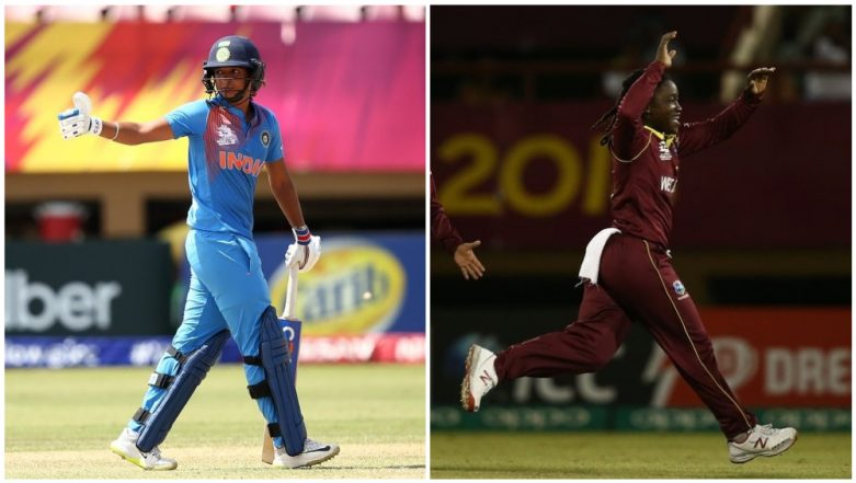 Harmanpreet Kaur Becomes First Indian Woman to Score Century in Women's WT20: Check Records Broken on the Opening Day of ICC Women's World T20 2018