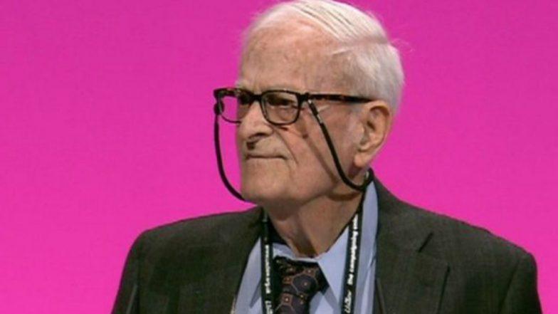 Harry Leslie Smith, World War II Veteran and British Social Activist, Dies at 95