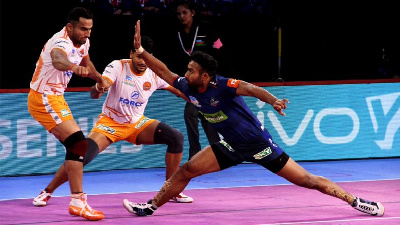 PKL 2018-19 Today's Kabaddi Matches: Schedule, Start Time, Live Streaming, Scores and Team Details of November 29 Encounters!