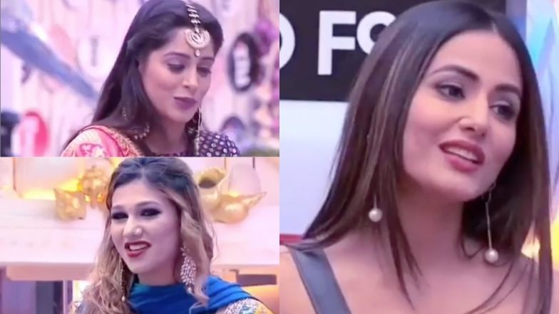 Bigg Boss 12: Hina Khan Gives An Apt Feedback To Dipika Kakar And a Shocking News To Jasleen Matharu - Watch Video