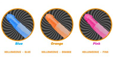 Holloweenie, A Sex Toy That Lets You Masturbate in Public With 'Ghost' Mode Introduced on Halloween 2018