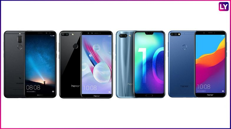 Flipkart Diwali Sale 2018 on Mobiles: Honor Festive Offers on Honor 9N, Honor 9 Lite, Honor 9i & Honor 10
