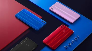 Honor 8X Hits Milestone with Over 6 Million Smartphones Retailed Globally