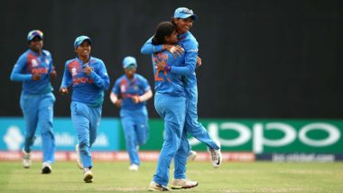 ICC Women's World T20 2018: Here's How India Made It to the Semifinal of the Tournament